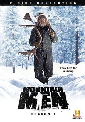 MOUNTAIN MEN:SEASON 1 BY CONWAY,EUSTACE (DVD)